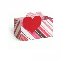 3d valentine heart box