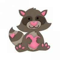 love raccoon