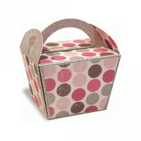 box with round handle
