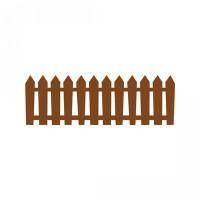 dear lizzy fence