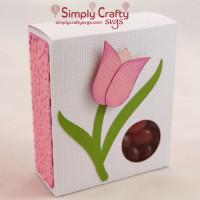 Tulip Candy Box